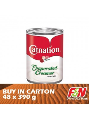 Carnation Evaporated Creamer 48 x 390g