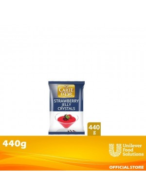 Carte d'Or Jelly Crystals - Strawberry Carte d'Or 440g