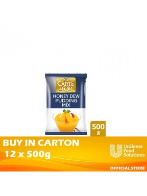 Carte d'Or Pudding - Honey Dew Carte d'Or 12x500g