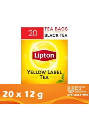 Lipton Catering Potbags 20x12g