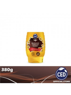 CED Blossom Longan Honey 380g