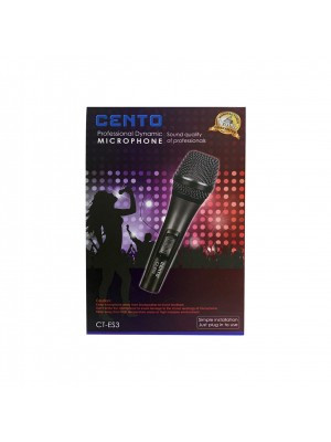 Cento CT-ES3 Dynamic Professional Mic
