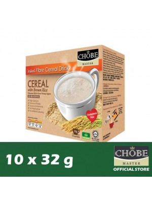 Chobe Instant Fiber Cereal Drink - Cereal 10 x 32g [MUST BUY]
