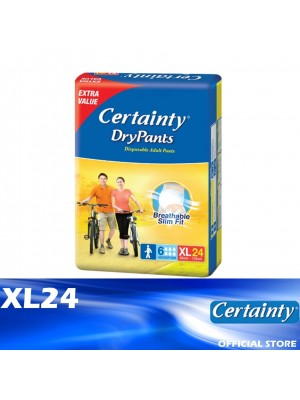 Certainty Drypants Jumbo Pack XL24