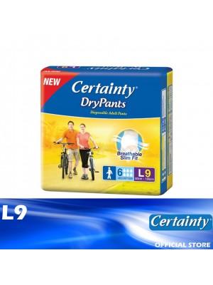 Certainty Drypants L9