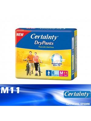 Certainty Drypants M11