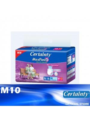 Certainty Maxpants M10