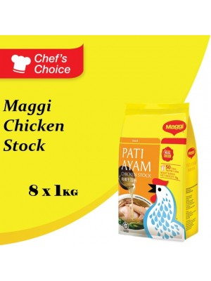 Nestle Professional Maggi Chicken Stock 8x1kg