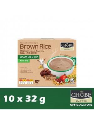 Chobe Instant Fiber Cereal Drink - Goats Milk 10 x 32g