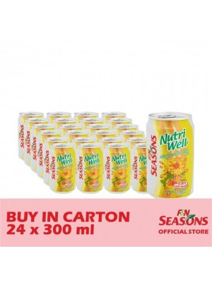 F&N Seasons Chrysanthemum Tea 24 x 300ml