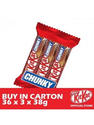 Nestle KitKat Chunky 36 x 3 x 38g