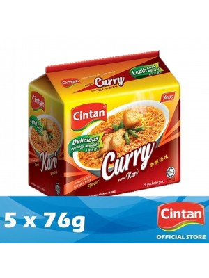 Cintan Curry 5 x 76g