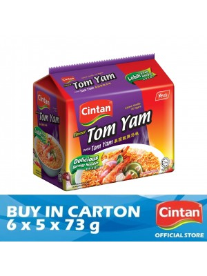 Cintan Tom Yam 6 x 5 x 73g