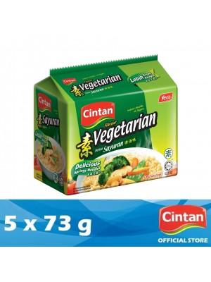 Cintan Vegetarian 5 x 73g