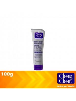 Clean & Clear Acne Clearing Cleanser 100g
