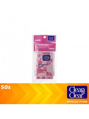 Clean & Clear Oil Control Film 50s