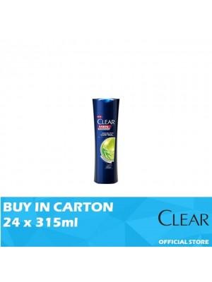 Clear Men Shampoo Cooling Itch Control 24 x 315ml