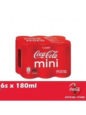 Coca-Cola Mini 6s x 180ml