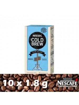 Nestle Nescafe Cold Brew 20 x 10 x 1.8g ( Import from Korea)