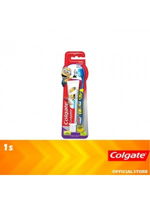 Colgate Kids Minion Toothpaste 40g + Toothbrush 5-9 Years Valuepack 1s