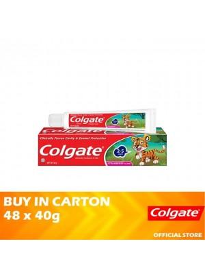 Colgate Kids Tiger Toothpaste 48 x 40g