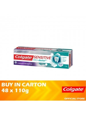 Colgate Sensitive Pro Relief Complete Protection Toothpaste 48 x 110g