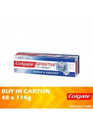 Colgate Sensitive Pro Relief Repair & Prevent Toothpaste 48 x 114g
