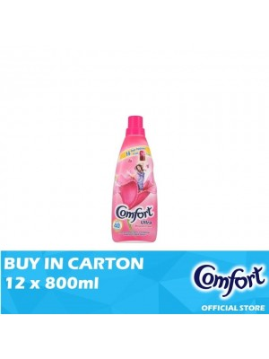Comfort Ultra Blossom Fresh Concentrated Liquid Conditioner 12 x 800ml