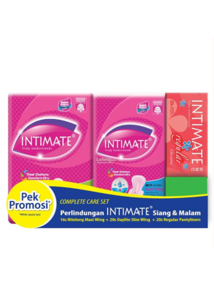 Intimate Compete Care 3 in 1 (Value Pack)