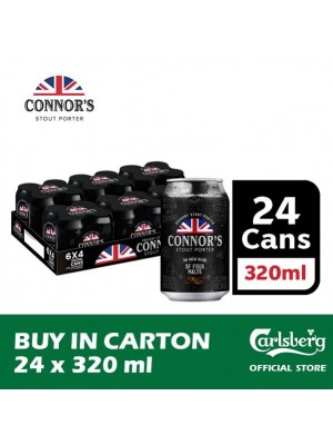 Connors Can 24 x 320ml
