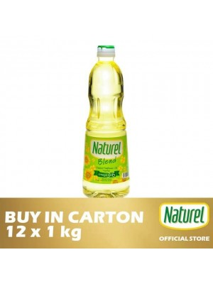Naturel Blend Cooking Oil 12 x 1kg
