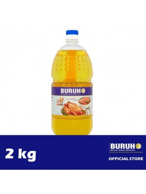 Buruh (Labour) Refined Cooking Oil 2kg