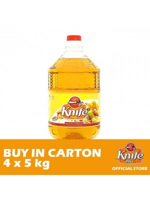 Knife Cooking Oil 4 x 5kg [Essential]