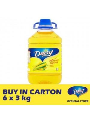 Daisy Corn Oil 6 x 3kg