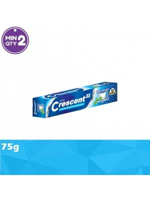 Crescent 32 Anti-Cavity Minty Blast Toothpaste 75g