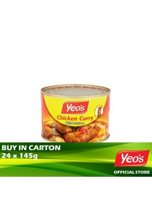 Yeo's Curry Chicken with Potatoes 24x145g