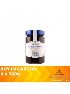Danish Garden Classic Blueberry 6 x 340g