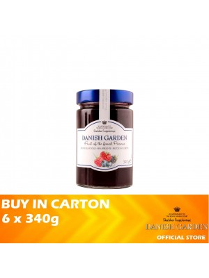 Danish Garden Classic Fruit of the Forest 6 x 340g