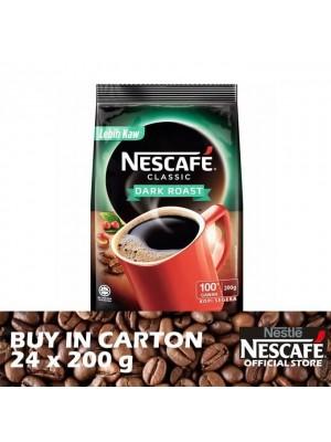 Nestle Nescafe Dark Roast Refill Pack 24 x 200g