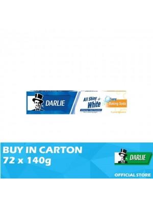 Darlie All Shiny White Baking Soda 72 x 140g