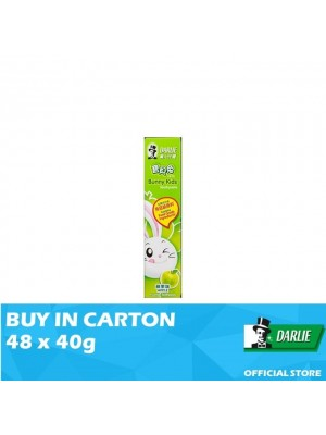 Darlie Bunny Kids  Apple Flavour Toothpaste 48 x 40g