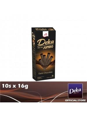 Deka Jumbo Dark Chocolate 10s x 16g