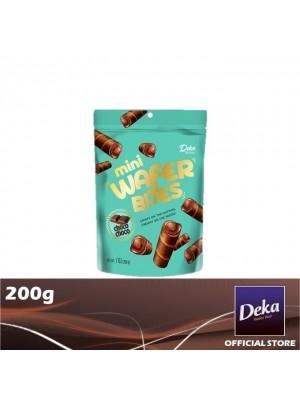 Deka Mini Wafer Bites ChocoChoco 200g [Essential]