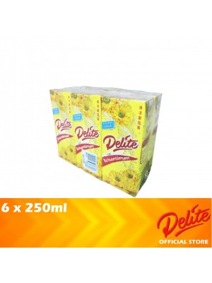 Delite Asian Drink Chrysanthemum Tea 6 x 250ml