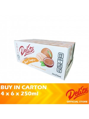 Delite Asian Drink Mixed Fruits 4 x 6 x 250ml
