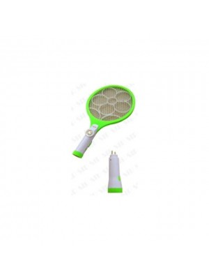 Designer DR-2011 Rechargeable Mosquito Racket C/W LED Torch Light