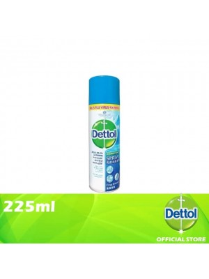 Dettol Disinfectant Spray Crisp Breeze 225ml
