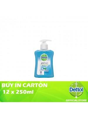 Dettol Hand Wash Cool 12 x 250ml