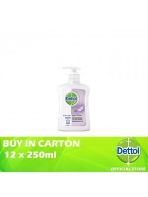 Dettol Hand Wash Sensitive 12 x 250ml