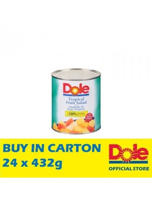 Dole Tropical Fruit Cocktail in Syrup 24 x 432g